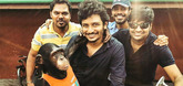 Jiiva finishes Thailand schedule of Gorilla