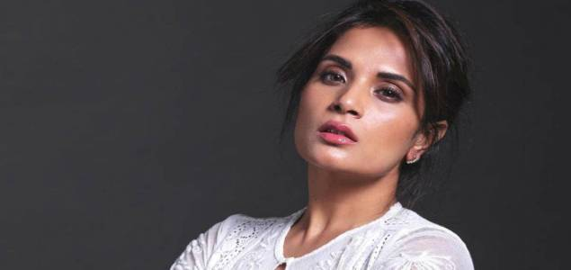 Richa Chadha gearing up for 'Section 375'