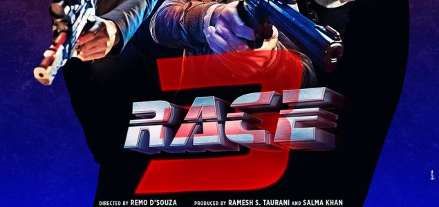 'Race 3' trailer on May 15