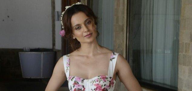Kangana joins 'Mental Hai Kya' set
