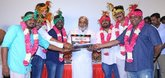 Gautham Karthik starrer 'Devarattam' puja held