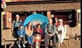 The Blue Umbrella Picture