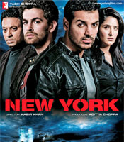 'New York' hits bull's eye