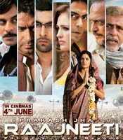 Rain in Spain spoils Katrina's 'Raajneeti' party plans