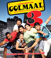 'Golmaal 3' grosses Rs.117 crore worldwide in initial week