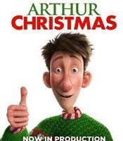 All about Arthur Christmas
