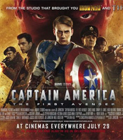 All about Captain America: The First Avenger