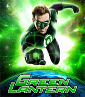 All about Green Lantern