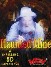 All about Haunted Mine 5D