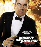 All about Johnny English Reborn