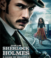 All about Sherlock Holmes: A Game of Shadows