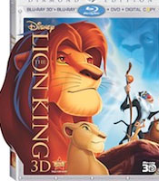All about The Lion King 3D