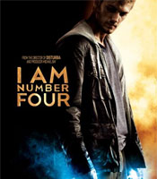All about I Am Number Four