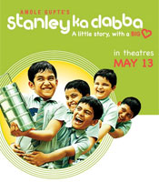 All about Stanley Ka Dabba