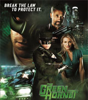 All about The Green Hornet