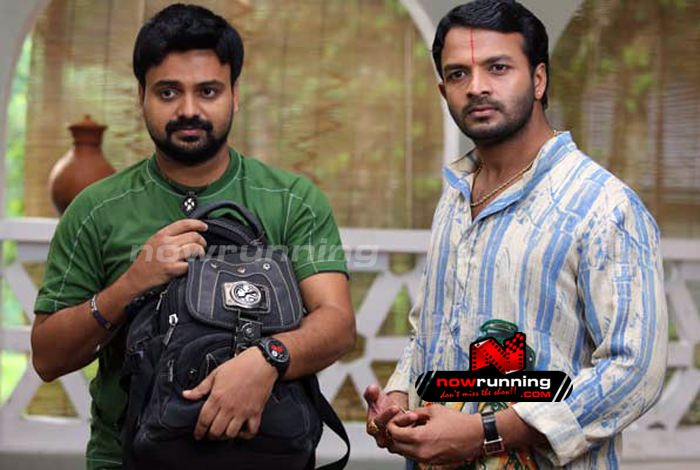 Jayasurya turns effeminate for '101 Weddings'