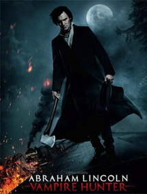 All about Abraham Lincoln: Vampire Hunter