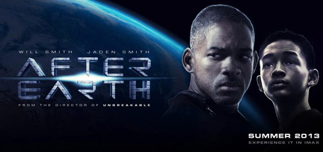 After Earth Promo