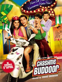 All about Chashme Baddoor