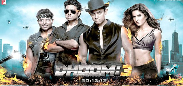Dhoom 3 Video