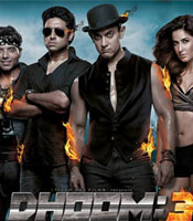 All about Dhoom 3