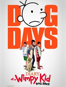All about Diary of A Wimpy Kid 3: Dog Days