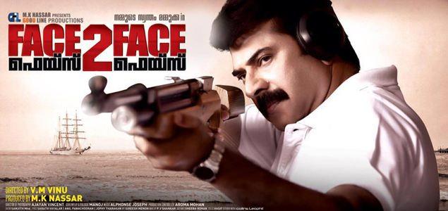 Face 2 Face Showtimes