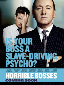 All about Horrible Bosses