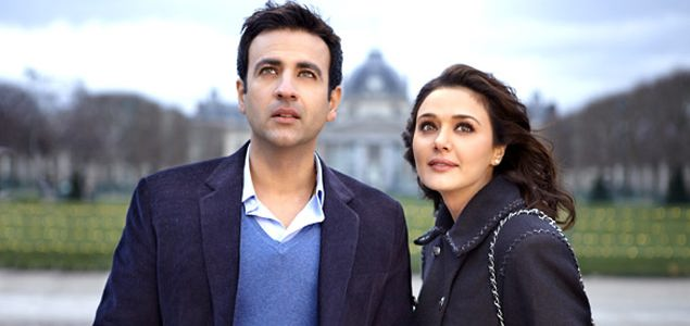Ishkq In Paris Movie Stills