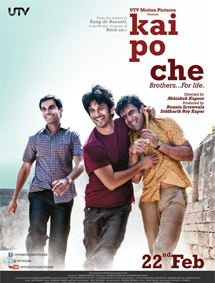 All about Kai Po Che !