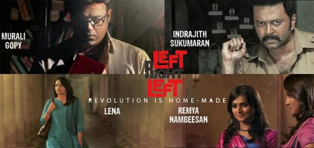 'Left Right Left' is a social drama thriller