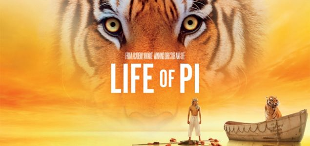 Life of PI Showtimes