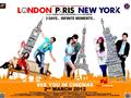 London Paris New York Picture