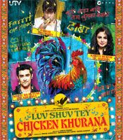 Luv Shuv Tey Chicken Khurana Showtimes