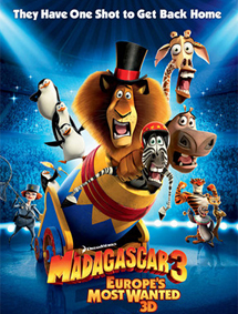 All about Madagascar 3