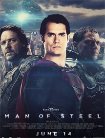 All about Man of Steel