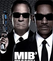 All about Men In Black 3 3D