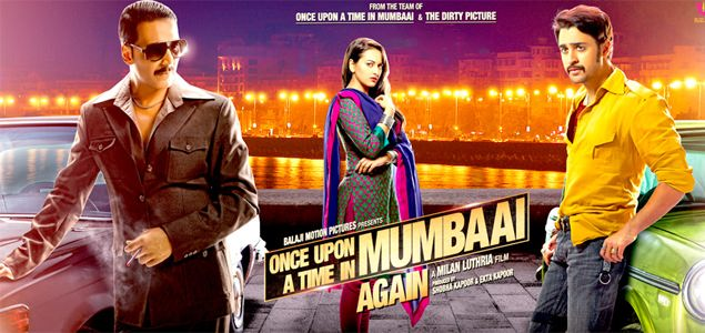 Once Upon A Time In Mumbaai Dobara Showtimes