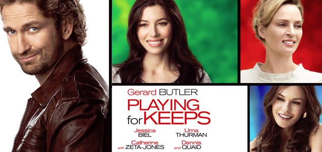 Playing for Keeps Showtimes