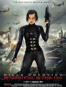 All about Resident Evil: Retribution