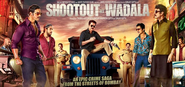 Shootout at Wadala  Showtimes