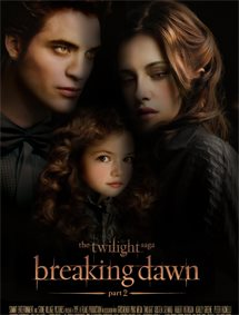 All about The Twilight Saga Breaking Dawn-Part 2