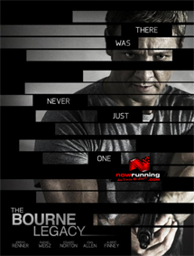 All about The Bourne Legacy