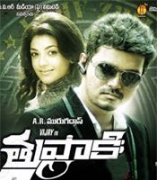 All about Thuppakki