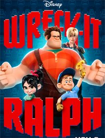 All about Wreck-It Ralph