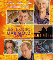 All about The Best Exotic Marigold Hotel