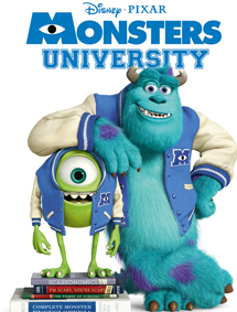 All about Monsters University