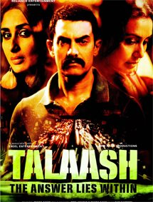 All about Talaash
