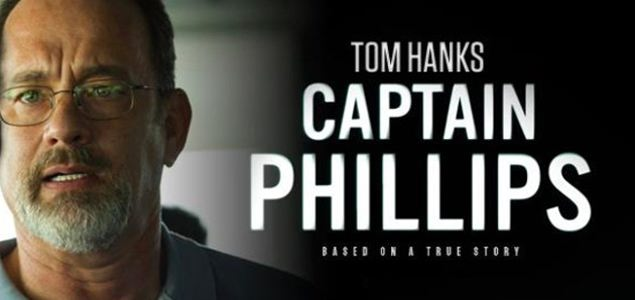 Captain Phillips Showtimes