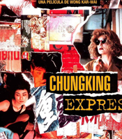 All about Chungking Express